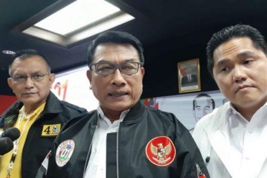 Keluarkan 6 Sikap, TKN Jokowi-Maruf Siap Legowo Jika KPU Menangkan Prabowo-Sandi