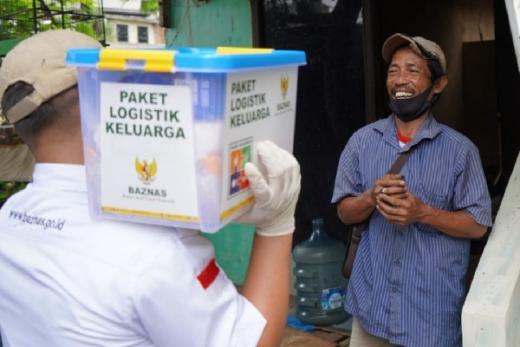 BAZNAS Daerah Diminta Hindari Antrian Warga saat Penyaluran Bantuan
