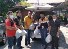 Satgas Covid-19 Hanura Kirim Bantuan ke Pekerja Migran Indonesia di Malaysia