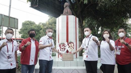 PSSI Dorong Ir Soeratin Jadi Pahlawan Nasional, Iwan Bule: Jasanya Luar Biasa