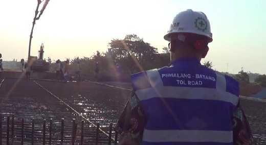Tol Pemalang-Batang Ditargetkan Beroperasi 7 Juni 2017