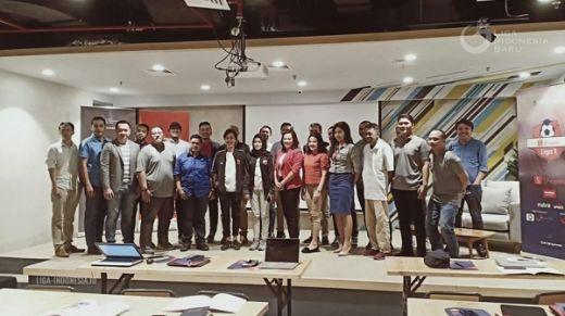 PT LIB Gelar Workshop Marketing Officer