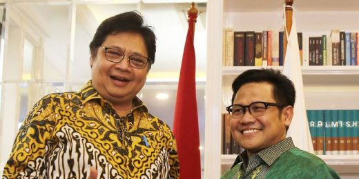 Berebut Ketua MPR dengan Golkar, Cak Imin Bilang PKB Latar Belakang NU
