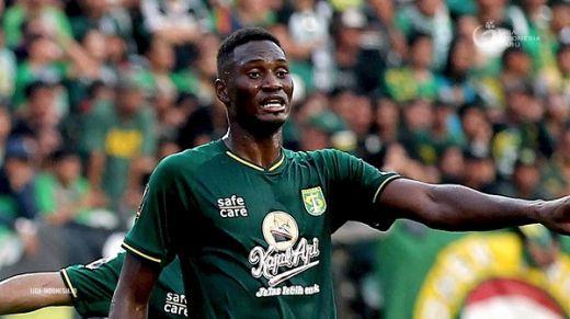 Lawan Kalteng Putra FC, Djanur: Amido Balde Pasti Tampil