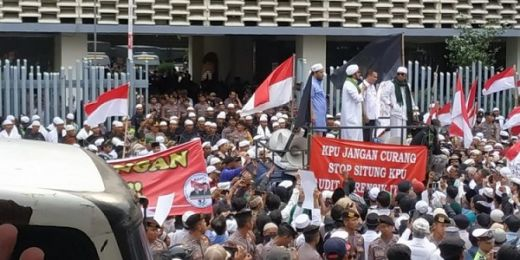 Gerakan untuk Pemilu Damai dan Konstitusional Sebar Imbauan Jelang 22 Mei