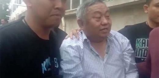 Lieus Sungkharisma Ditangkap Polisi atas Dugaan Penyebaran Hoaks dan Makar