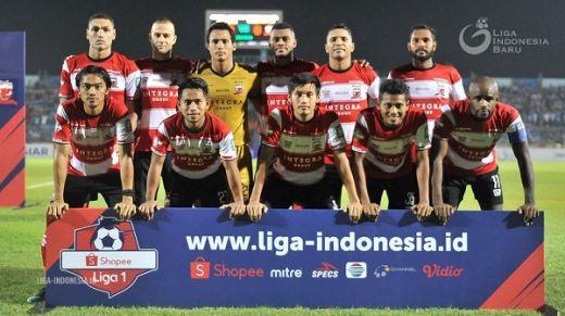 Pemain Madura United Diminta Fokus Hadapi Barito Putera FC