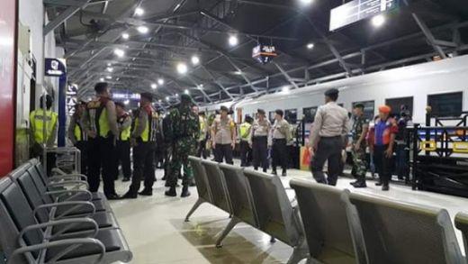 Sweeping Kereta Api, Polda Jatim Gagalkan 1.200 Orang Diduga Ikut Aksi 22 Mei