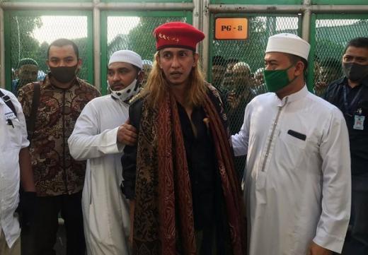 Habib Bahar Dipindahkan ke Lapas Batu Nusakambangan
