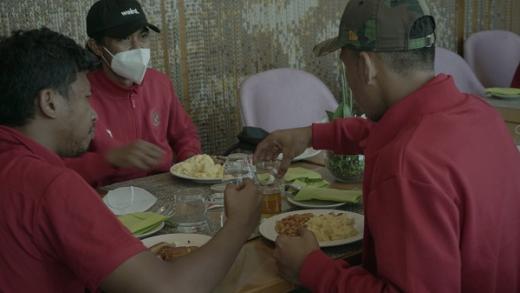 Shin Tae-yong Awasi Menu Makanan Pemain Timnas