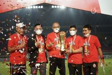 Persija Jakarta Targetkan Gelar Juara