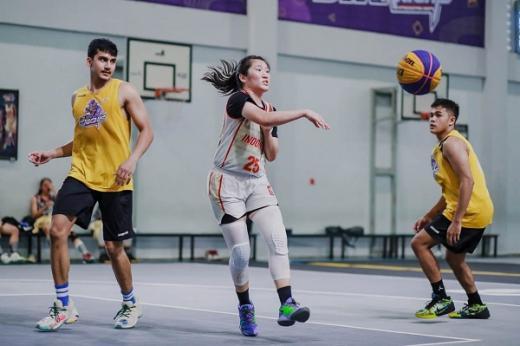 Timnas Basket Putri 3x3 Siap Bersaing di Kualifikasi Olimpiade Tokyo