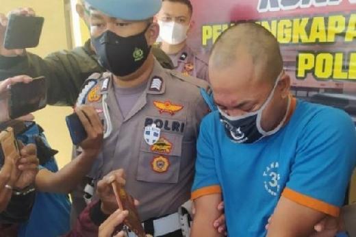 Di Hutan, Polisi Tangkap Terduga Pembunuh Pacar