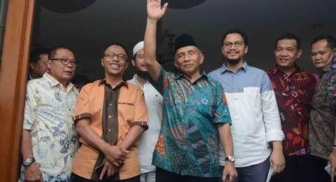Tidak Terbukuti Korupsi, Fraksi PAN DPR Desak KPK Minta Maaf ke Amien Rais