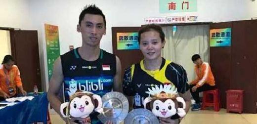Pasangan Ronald/Annisa Amankan Tiket Kejuaraan Dunia