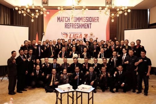 Asprov PSSI Jatim Gelar Lokakarya Tingkatkan SDM