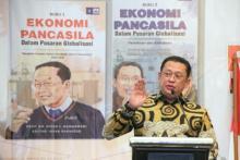 Ketua MPR: Ekonomi Pancasila Bisa jadi Haluan Ekonomi Global