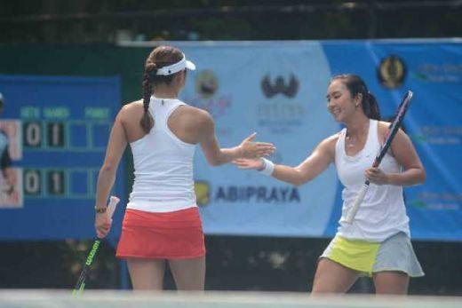 Ganda Indonesia dan Belanda Incar Juara Widya Chandra International Tennis 2018