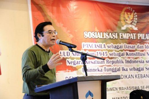 Ishak Latuconsina: Bela Negara Merupakan Tugas Seluruh Rakyat Indonesia