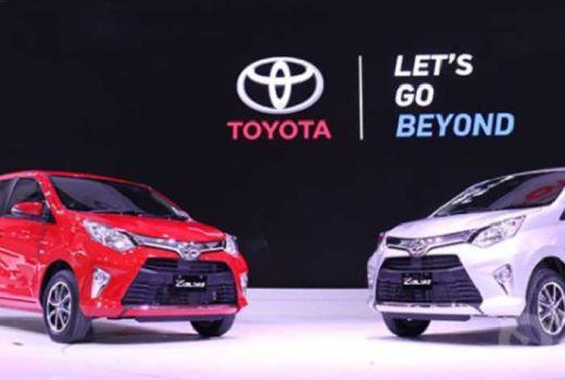 10 Hari GIIAS Digelar, Tercatat 1.771 Unit Mobil Toyota Calya Dipesan Pengunjung