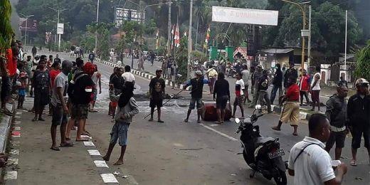 Kericuhan di Manokwari PDIP Duga Ulah Tokoh Papua Merdeka Benny Wenda