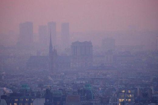 Bukan Hanya di Jakarta, Polusi Udara di Kota-Kota Ini juga Tinggi