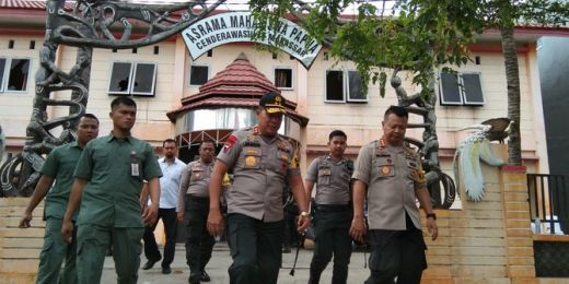 Kapolda Sulsel Jamin Keselamatan Mahasiswa Papua di Makassar