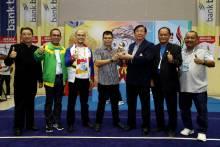 Mantan Juara Tinju Dunia WBA Chris John Jadi Duta Wuhsu Indonesia