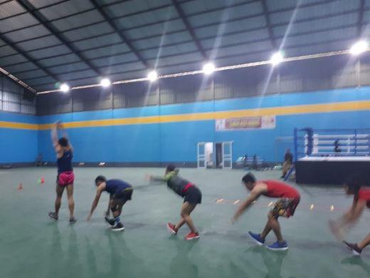 Tiga Bulan TC di ISTC, Atlet Pelatnas Kick Boxing Raih Kemajuan Luar Biasa