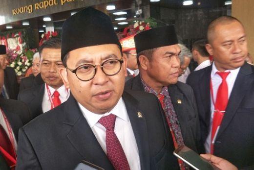 Bantah Jadi Menteri Jokowi, Fadli Zon: Itu Cuma Isu Saja