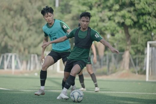 Timnas Indonesia Mantapkan Skenario dar Skenario Bola Mati