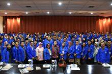Pelajaran Ilmu Ketatanegaraan dari Sesjen MPR pada Mahasiswa Unwiku