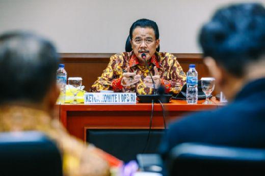 Komite I DPD RI Bahas Sengketa Tanah dengan BPN
