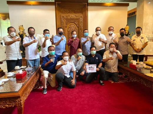 Maju Caketum IMI, Bamsoet Dorong Pembangunan Sirkuit F1 di Bali
