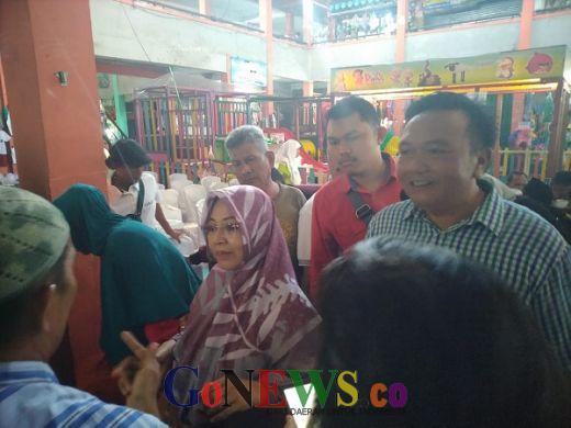 DPD RI Desak Pemko Pekanbaru Selesaikan Permasalahan Pedagang di Pasar Sail