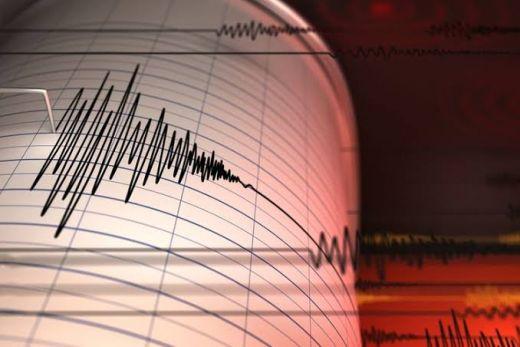 Gempa 4,8 SR Guncang Sabang, Aceh