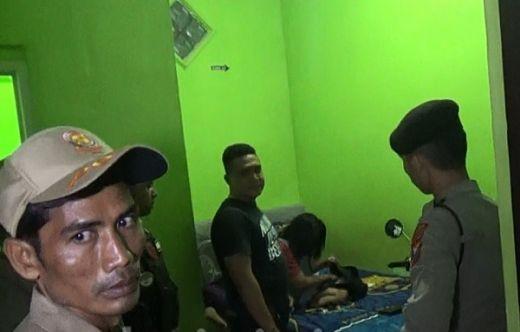 Razia Natal dan Tahun Baru, Satpol PP Temukan 5 Pasangan Mesum, Salah Satunya Sedang Bugil