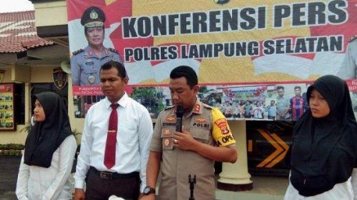 Penyebar Video Panas Ayah dan Anak di Lampung Resmi Jadi Tersangka