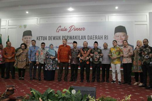 Ajak 9 Senator ke Bengkulu, LaNyalla Siap Bantu Problem Konektivitas Insfratukutur