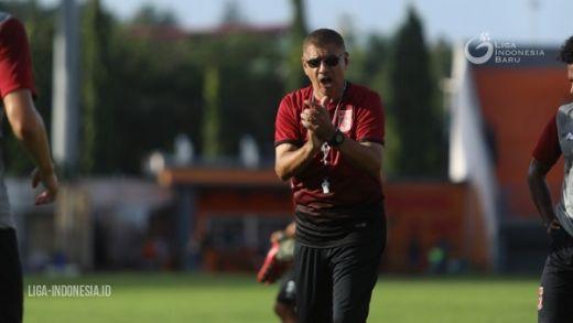 Tavares Enggak Beri Target Muluk Untuk Borneo FC