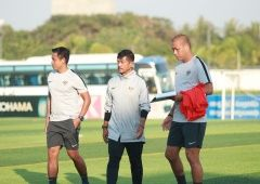 Timnas Indonesia Bertekad Raih Kemenangan Lawan Kamboja