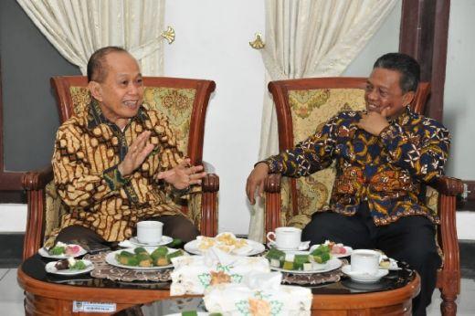MPR Serap Aspirasi Kabupaten Pacitan terkait Pokok-Pokok Haluan Negara