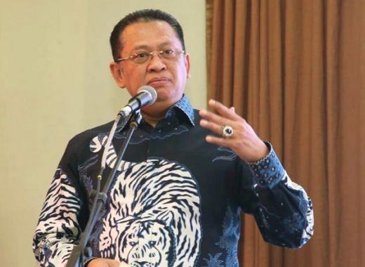 MPR Dukung Rencana Prabowo Bentuk Komponen Cadangan Pertahanan Negara