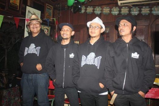 Skascoot Band Luncurkan Album Perdana, 500 CD