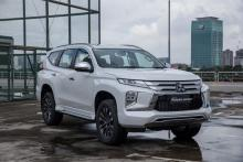New Pajero Sport, SUV Legendaris Berteknologi Canggih dengan Tampilan Memikat
