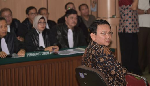Hakim Ingin Sidang Ahok Dipercepat Agar Bisa Divonis Sebelum Ramadan