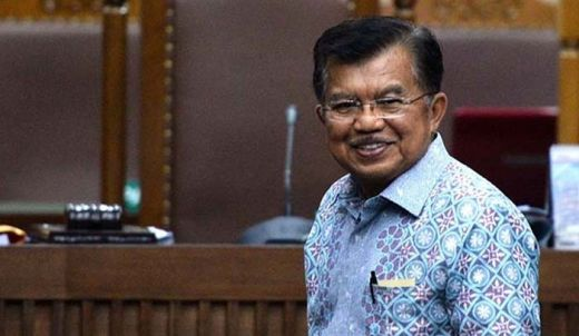 Wapres Jusuf Kalla Terima Gelar Doktor Honoris Causa di Thailand