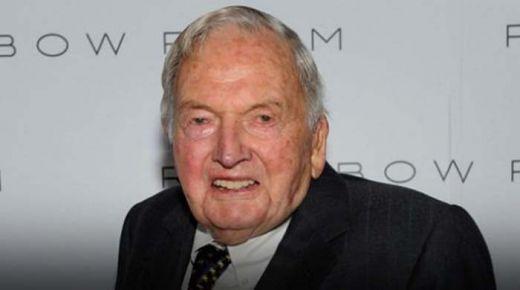 Orang Terkaya dan Paling Berpengaruh David Rockefeller Meninggal di Usia 101 Tahun