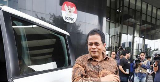 Kasus Suap, Hari Ini KPK Periksa Sekjen DPR Indra Iskandar