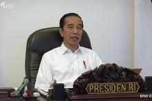 Penanggulangan Pandemi Covid-19, Presiden Minta Informasi dan Data Terbuka bagi Semua